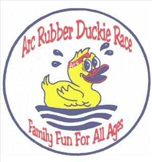 The Arc Rubber Duckie Race